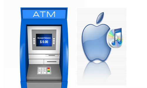 Apple Patent Changes iTunes Users Into ATMs