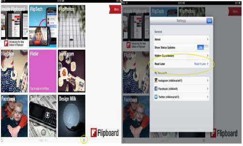 Flipboard for Android Receives An Update: 'Save image to device'