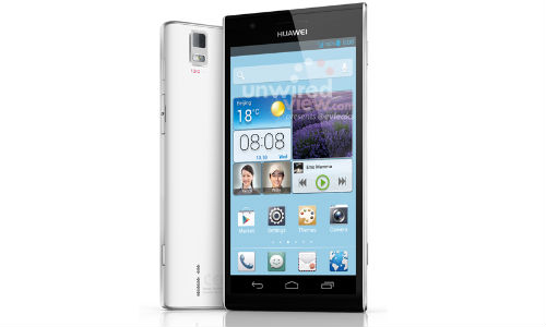 Huawei Readying Ascend P2 Mini for MWC 2013