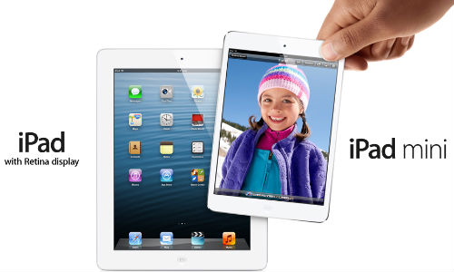 iPad Mini: Apple Store Allots 1-3 Days Shipping Time