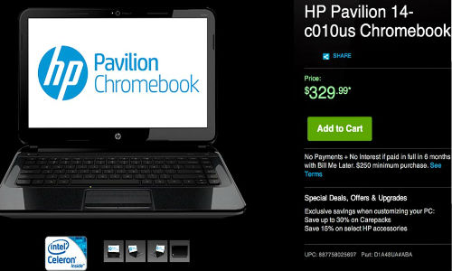 HP Pavilion 14 Officially Announced and Released