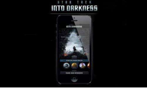 'Star Trek App' Launched to Promote 'Star Trek Into Darkness'