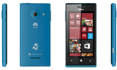 Huawei 4Afrika: Personalized Microsoft Windows Phone 8 Smartphone