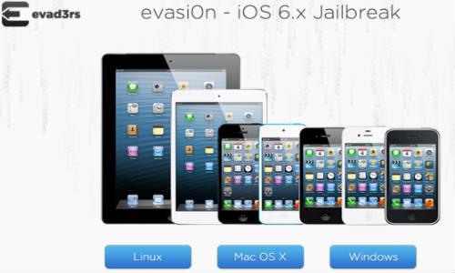 Evasi0n Brings Jailbreaking Tool for iOS 6.1/6.0 [How To Tutorial]