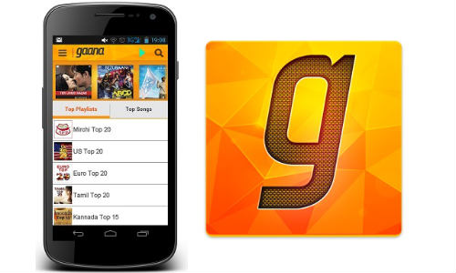 Gaana Mobile Ties With Yash Raj Films, Marks 200,000 App Downloads