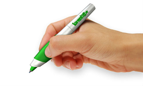 Lernstift: Vibrating Smartpen Catches Your Writing Errors