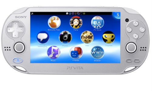 PlatStation Vita Ice Silver: Wi-Fi Only Version Coming to Asia