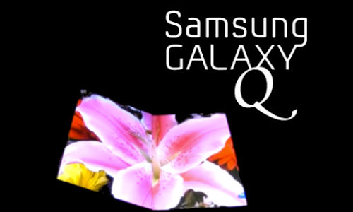 Samsung Galaxy Q: Flexible Display Handset Tipped for MWC 2013 [VIDEO]