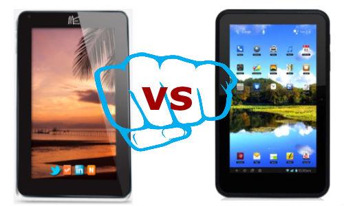 HCL ME Y3 vs Mercury mTab StreaQ: Dual SIM Tablet Fight Gets Fiercer