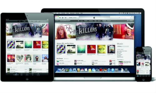 Apple iTunes Marks Record of 25 Billion Songs Download