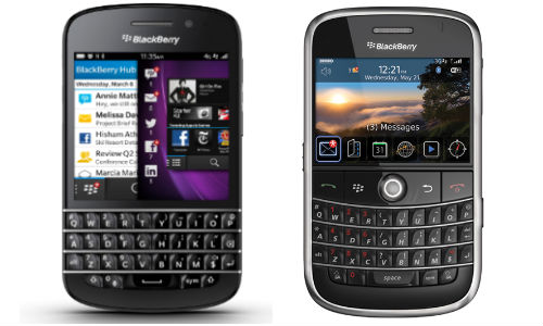 BlackBerry Q10 Release Delayed: How is It Better Than Bold 9700?