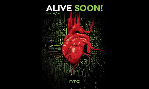HTC M7: Offbeat Teaser 'Alive Soon' Hints What's to Come on Feb 19?