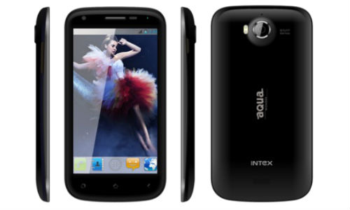 Intex Aqua Wonder: iBall Andi 4.5q Jelly Bean Rival Launced at Rs 9990