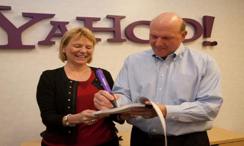 Yahoo Google Join Hands on Advertising Deal