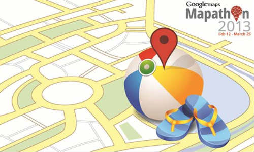 Mapathon 2013: Google India Mapping Competition Kicks Off Feb 12