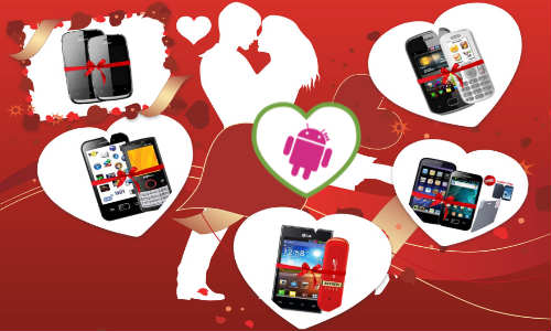 Valentine's Day Special 5 Combo Offers