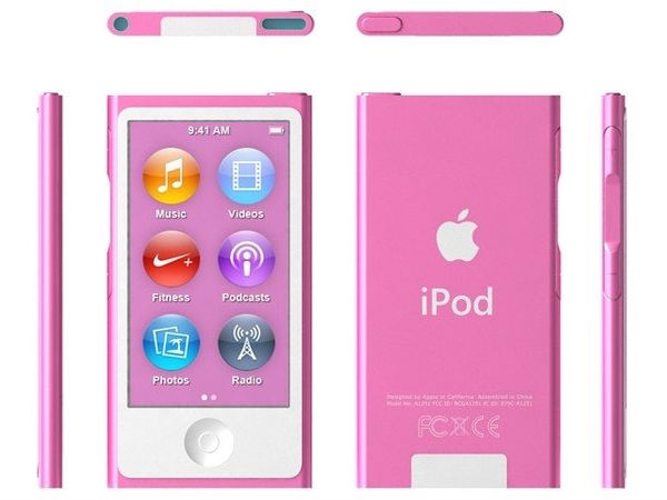 Apple iPod Nano 16 GB: