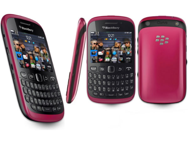 Blackberry 9320 Pink: