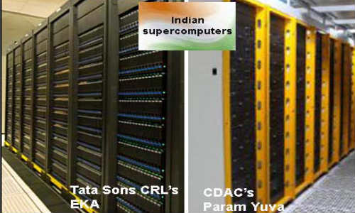 C-DAC PARAM Yuva – II: India's Fastest Supercomputer Launched