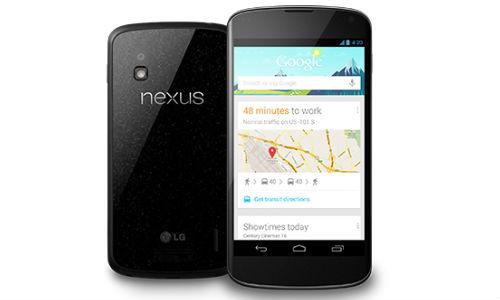 Google Nexus 4: 1 Million Units Sold Since November 2012
