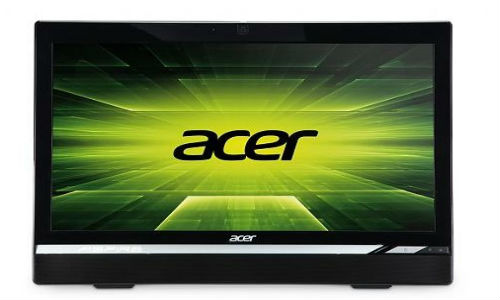 Acer Aspire Z Series: All-In-One Desktop PC Launched