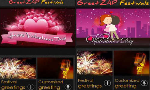 Times Mobile Unveils GreetZAP Along with Voice Cards Concept