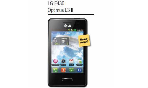 LG Optimus L3, L5, L7: Next Gen Handsets Slip In Ahead of MWC 2013