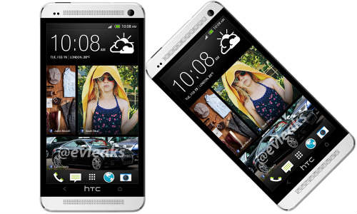 HTC One: Twitter Image Clues Dual Front Speakers And HTC Sense 5.0 UI