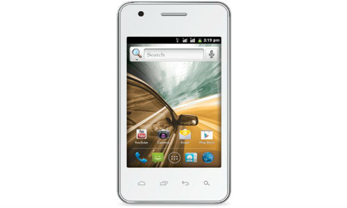Spice Smart Flo Mi-351 Dual SIM Smartphone Spotted Online at Rs 3699