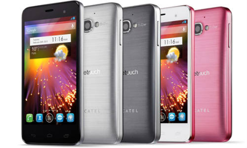 Alcatel One Touch Star: Dual SIM Smartphone Out Ahead of MWC 2013