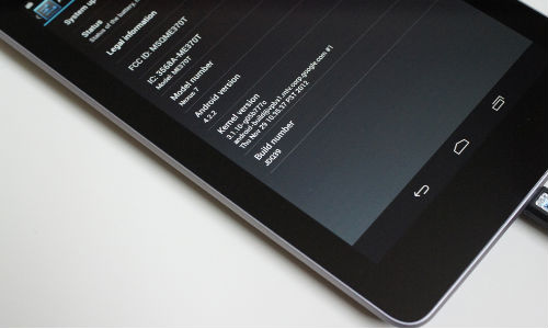 Android 4.2.2: Nexus Devices Starts Getting the Update