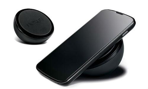 Nexus 4 Wireless Charging Orb arrives on Google play