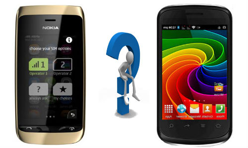 Nokia Asha 310 vs Micromax A27 Ninja: And The Winner Is..