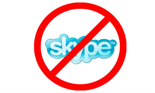 BSNL: Skype and Google Hangout Should Be Banned in India