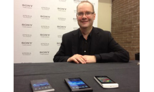 Steve Walker: Sony Mobile Chief Marketing Officer Quits