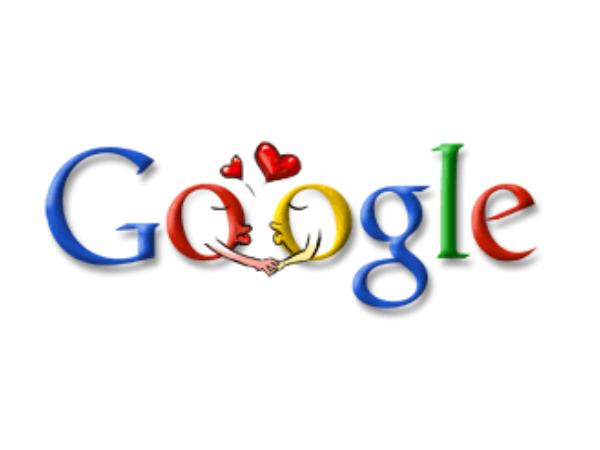 Google Doodle Celebrates Valentine's Day, George Ferris ...