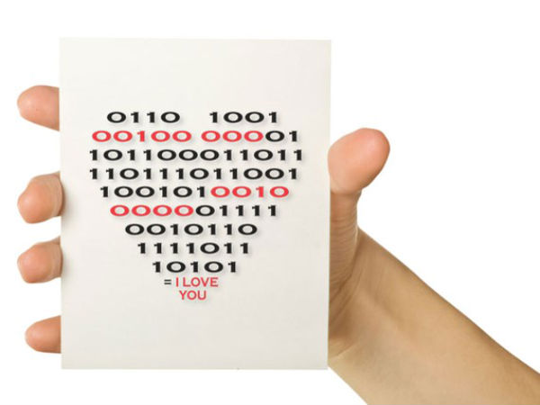 Geeky Valentine's Day Cards