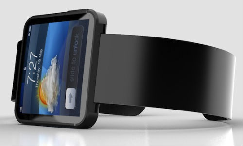 Apple iWatch: 100 Member Team Working on Next Gen Device