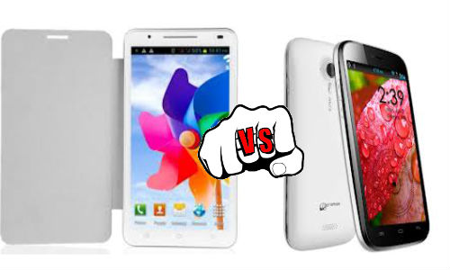 Micromax A116 Canvas HD vs Swipe MTV Volt: Phablet Face-Off
