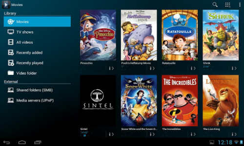 Archos Out With Free Android Video Player App