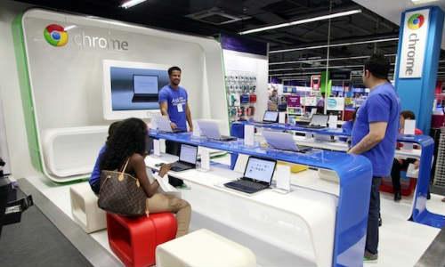 Google to Foray into Retail to Showcase Google Glass and Nexus Devices
