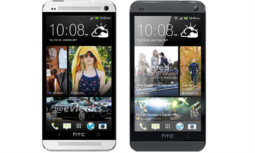 HTC One Black Color Variant Emerges Online
