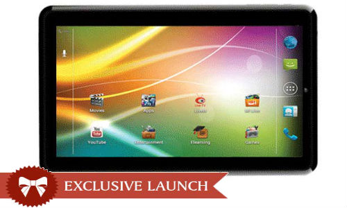 Micromax Funbook P600 With 3G And Voice Calling Available at Rs 9499