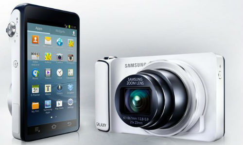 Samsung Unveils Wi-Fi Only Galaxy Camera With Reduced Price