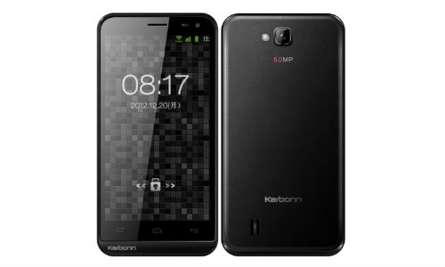 Karbonn A12 Available Online at Rs 7699: Top 3 Sturdy Rivals of the Dual SIM Android ICS Handset