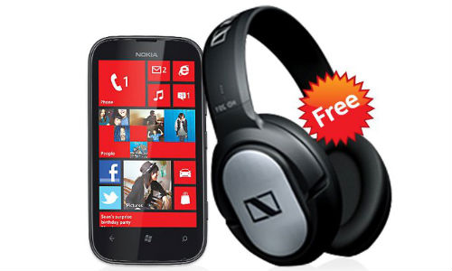 Nokia India: Buy Lumia 510 and Get a Sennheiser Headset Free