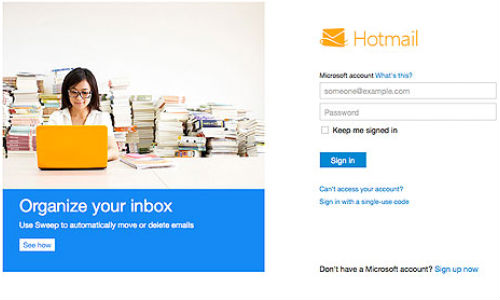 Microsoft Retires Hotmail: Switching Users to Outlook.com