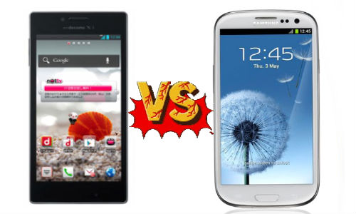 LG Optimus G vs Samsung Galaxy S3: Your Choice?