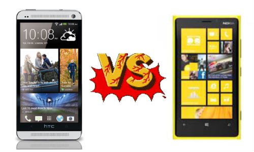 HTC One Vs Nokia Lumia 920 UltraPixel PureView Camera Biggies Fight