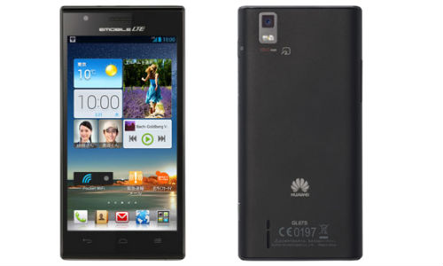 Huawei Stream X Launched With Ascend P2 Like Build Ahead of MWC 2013